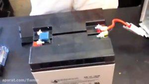 آموزش تعویض باتری یو پی اس APC – مدل Smart UPS 1500
