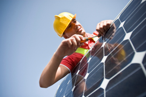 مزایای استفاده از پنل خورشیدی شارپ
