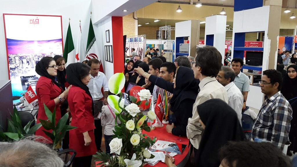 گالری عکس نمایشگاه الکامپ تبریز