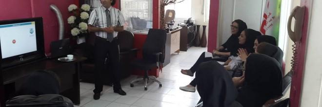 برگزاری کلاسهای افزایش مهارت فروش در دفتر تبریز